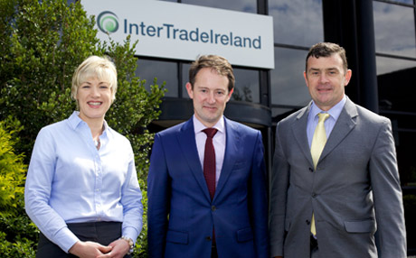 Minister Sherlock completes first working visit to Northern Ireland