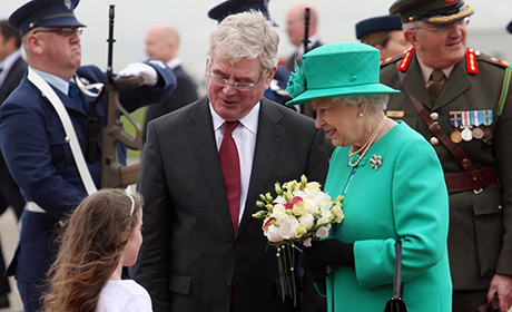Tánaiste welcomes historic State Visit to United Kingdom
