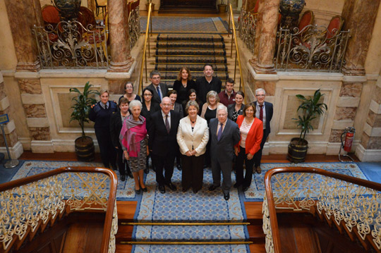 Oversight Group on Women, Peace and Security
