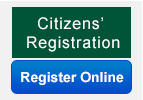 Citizens' Registration Register Online