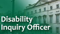 Disability Inquiry Officer