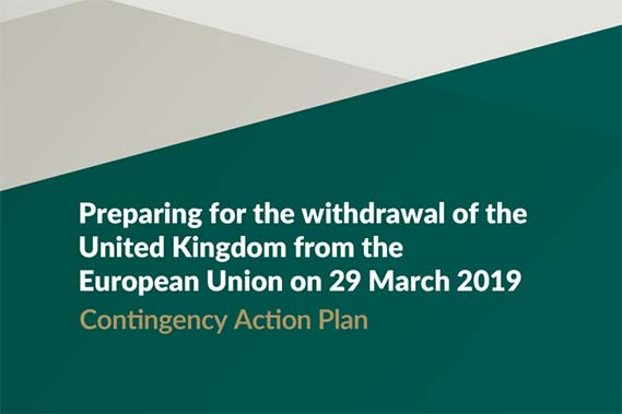 Government Contingency Action Plan
