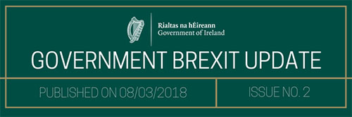 Government Brexit Update 08 March 2018