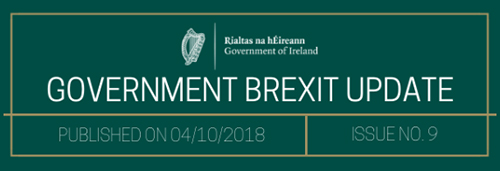 Government Brexit Update 04 October 2018