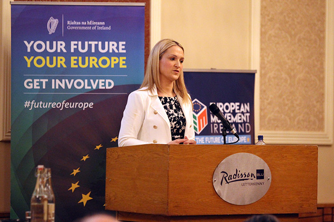 Citizens' Dialogue on the Future of Europe in Donegal