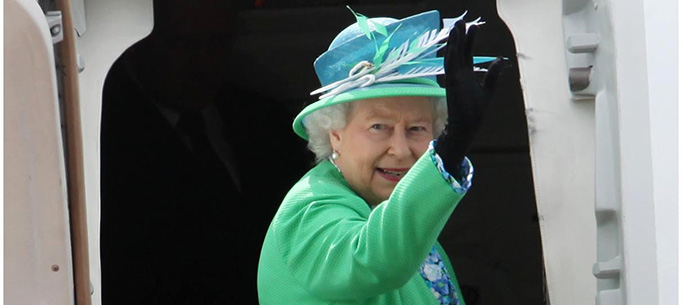 Queen Elizabeth II visit to Ireland May 2011
